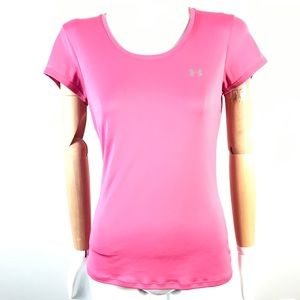 Under armour youth girl tee